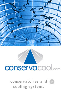 Conservacool | Conservatories and Cooling Systems