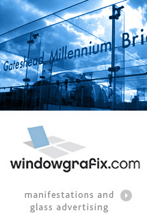 WindowGrafix | Manifestations and Glass Advertising